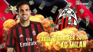 Video 7 Pemain Incaran AC Milan di Bursa Transfer Januari 2019 - Rumor Transfer MP3, 3GP, MP4, WEBM, AVI, FLV Desember 2018