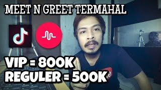 Video Meet And Greet Muser 800K - Tik Tok Syndrome Berkepanjangan MP3, 3GP, MP4, WEBM, AVI, FLV Juni 2018
