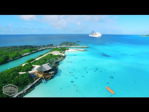 Eu preciso conhecer as Bahamas!