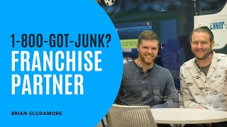 Want to hear what it's like to be your own boss by owning a 1-800-GOT-JUNK? business? 1-800-GOT-JUNK? franchise partners...