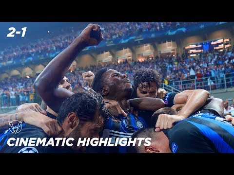 Inter v Tottenham 2-1 - Cinematic Highlights