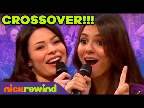 iCarly/Victorious Crossover Episode LAST 5 MINUTES! 👯♀️ iParty with Victorious