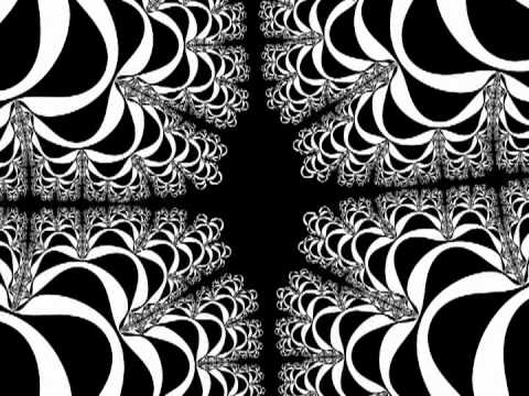 Shifterland: Black and White Fractals by Nick SHiflet