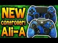 NEW PS4 & XBOX ONE Custom Controllers! - Call of Duty: Ghosts - LIVE w/ Ali-A