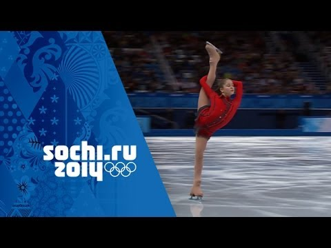 skating - Relive the amazing free program of Russia's 15 year old Yulia Lipnitskaya from the Team Figure Skating event at the Sochi 2014 Olympic Games as she scores an...