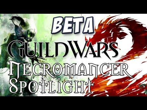 necromancer - Simon and Lewis start their spotlights showcasing the skillsets of all the classes, starting out with the necromancer! Also we haven't forgotten Shadow of Is...