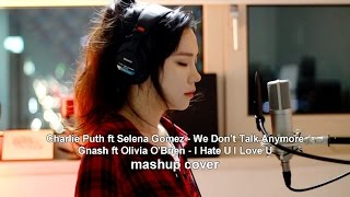 Video We Don't Talk Anymore & I Hate U I Love U ( MASHUP cover by J.Fla ) MP3, 3GP, MP4, WEBM, AVI, FLV Maret 2018