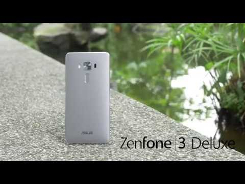Meet the ASUS ZenFone 3 Deluxe | ASUS