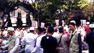 SELAMATKAN ROHINGYA - Aksi Damai di Jakarta 2017