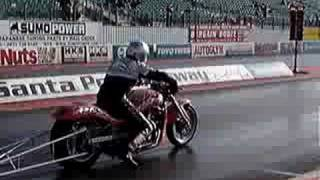 FASTEST, QUICKEST, V-ROD HARLEY, DRAG BIKE IN THE WORLD