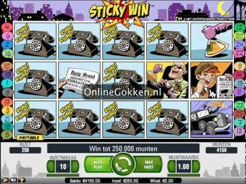 Jack Hammer Video Slot op Onlinegokken.nl