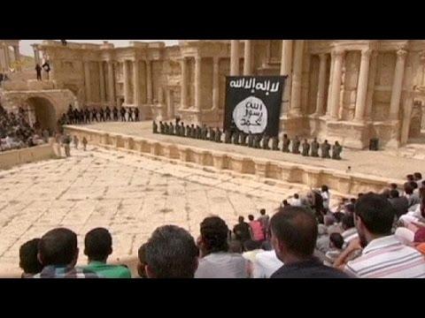 IŞİD'den Palmira'da katliam