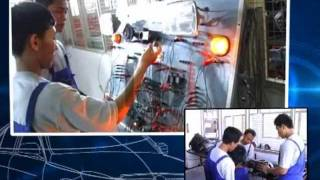 Preview PLK Mercedes Benz Kalimas AI.wmv