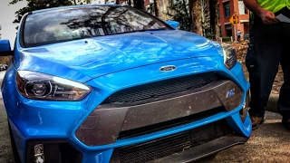 You guys deserve better, I know. I've been so busy with long hours at work and moving to Texas that I feel like I've neglected you, so I figured I couldn't drive a Ford Focus RS for the first time and not make a video, even if it was just 60 seconds! Better videos are coming soon!!