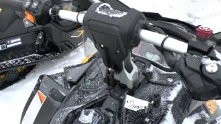 9. 900ace vs 600etec Ski-doo Renegade, Two vs Four Stroke!