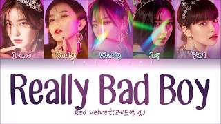 Video RED VELVET (레드벨벳) - 'RBB (REALLY BAD BOY)' LYRICS (Color Coded Eng/Rom/Han/가사) MP3, 3GP, MP4, WEBM, AVI, FLV Maret 2019