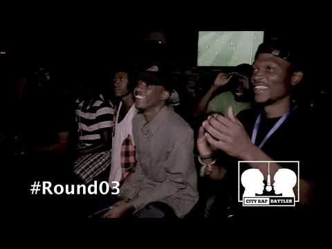 Freestyle Rap Battle CRB S02E13 Ian Frick Vs Cado Nondo