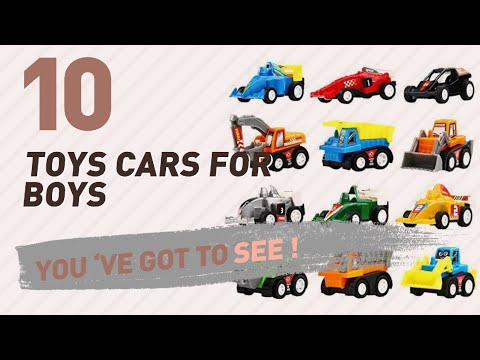 Toys Cars For Boys, Uk Top 10 Collection // New & Popular 2017