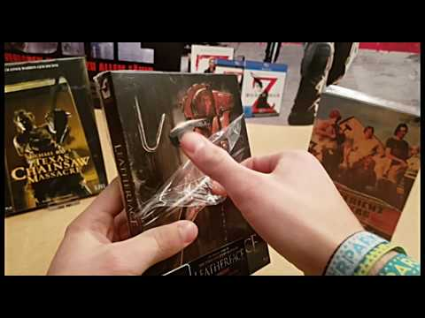 Leatherface (Digipack) Unboxing