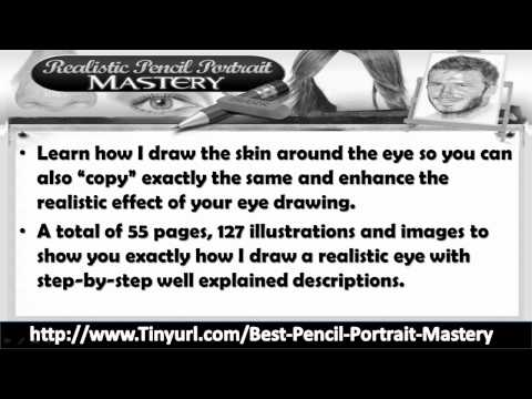 Pencil Portrait Mastery University | Pencil Portrait Mastery 4.3