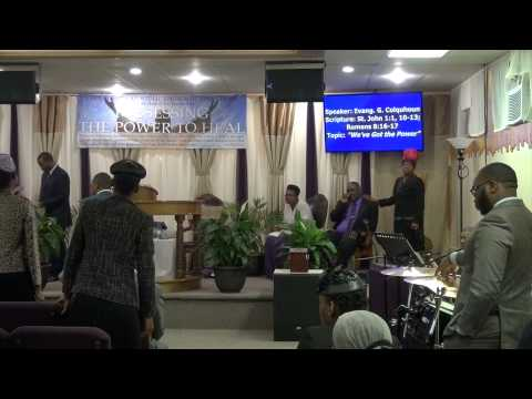Apostolic Preaching – We've Got the Power (Conference 2014)