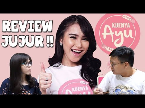 KUENYA AYU By Ayu Ting Ting !! Kue Penuh Kontroversi Honest Review !!