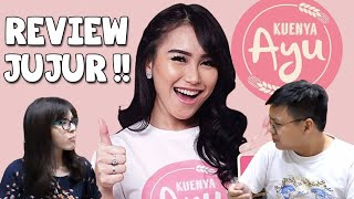 Video KUENYA AYU by Ayu Ting Ting !! Kue Penuh Kontroversi Honest Review !! MP3, 3GP, MP4, WEBM, AVI, FLV Juli 2018