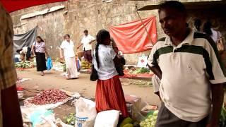 Bandarawela Sri Lanka  city photos gallery : Sri Lanka Sunday market in bandarawela with Channa