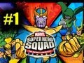 Marvel Super Hero Squad Co Op Pt 1