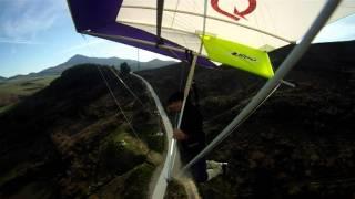 El vuelo de Olentzero
