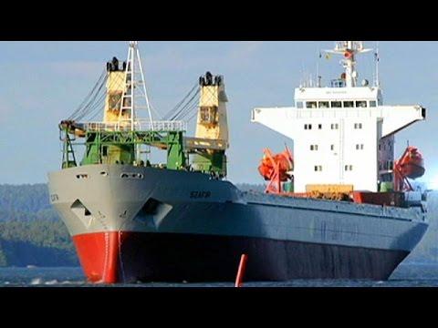 Αίσιο τέλος είχε η απαγωγή Πολωνών ναυτικών ανοιχτά της Νιγηρίας
