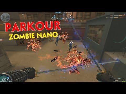 Thử Thách Hero Băng Parkour Zombie NANO Mới - Rùa Ngáo - Thời lượng: 10:03.