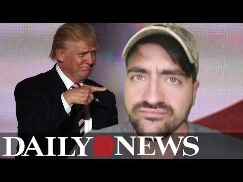 Liberal Redneck Trae Crowder: Trump's campaign is a 's--tshow'