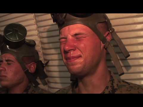 THE GAS CHAMBER - Marine: Earning the Title (2007) CH. 8