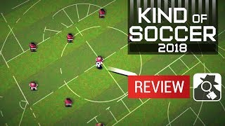KIND OF SOCCER 2018 | AppSpy Review