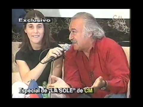 Soledad video La Sole recorrió más de 300 pueblos - Cesar Isella - CM - 1996