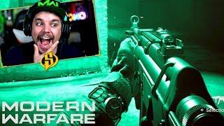 MODE NOCTURNE sur MODERN WARFARE ! (Call of Duty 2019 Mutljoueur Beta)
