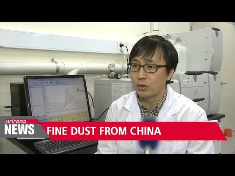 Study reveals China responsible for South Korea's ultrafine dust