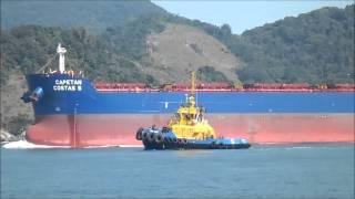 Video Entrada de Navio no Porto de Santos Sp MP3, 3GP, MP4, WEBM, AVI, FLV Agustus 2018