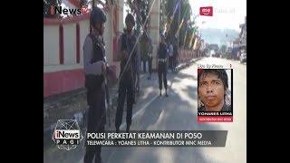 Pasca Teror  Kondisi Kota Poso Masih Kondusif Dengan Pengamanan Ketat Polisi   Inews Pagi 11 07