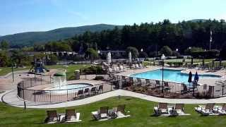 Lake George (NY) United States  City pictures : Lake George, Hotel Holiday Inn resort, Upstate New York, USA
