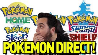 NEW POKEMON ANNOUNCEMENT! Pokemon Direct CONFIRMED! by aDrive