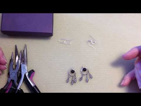 how to repair earrings