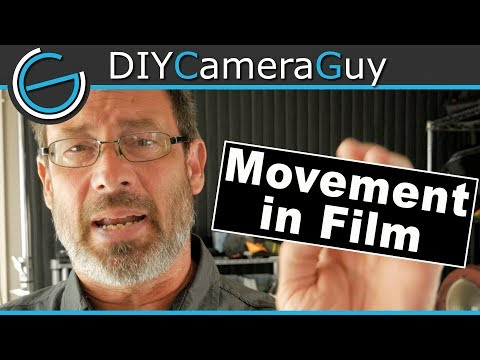 Cinematic movement in film ( My Theory )