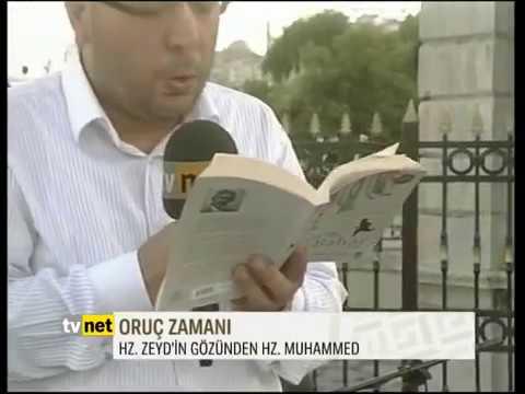 Ali Rıza Demircan - A. Misbah Demircan Oruç Zamanı Programı...1