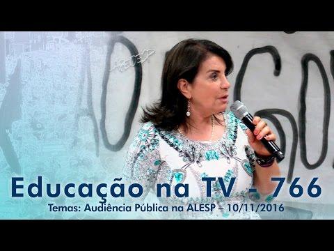 Audiência Pública - Não a PEC 241
