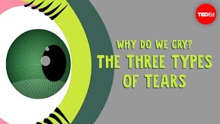 Why do we cry? The three types of tears - Alex Gendler