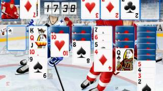 Hockey Solitaire Klondike Game YouTube video