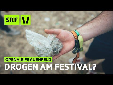 Openair Frauenfeld: Wie verdrogt ist das Hip-Hop-Festival?  | Festivalsommer 2019 | SRF Virus