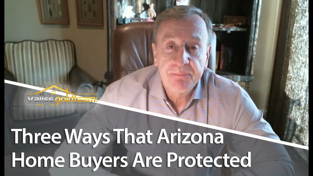 Three Ways That Buyers Are Protected in Arizona